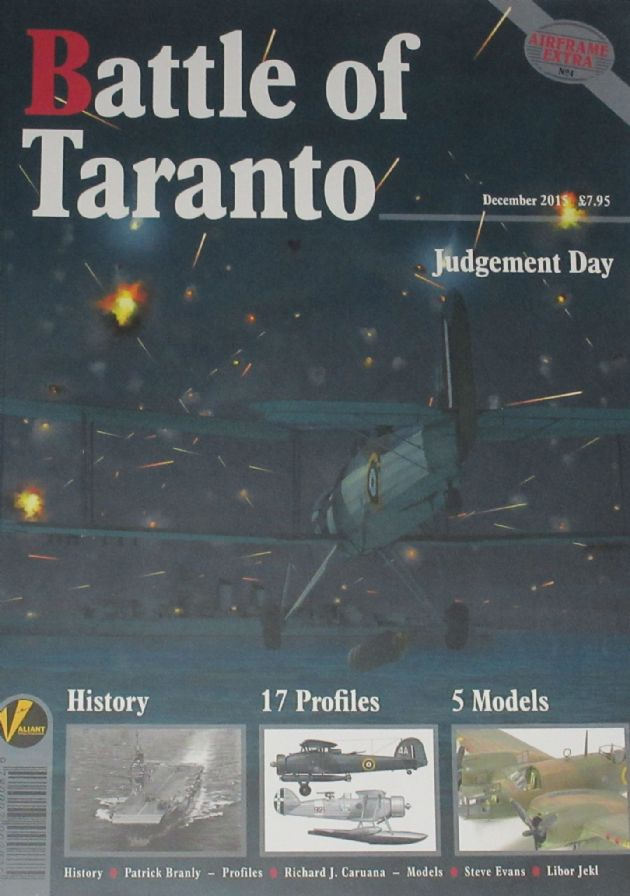 Battle of Taranto, Judgement Day, Airframe Extra No.4